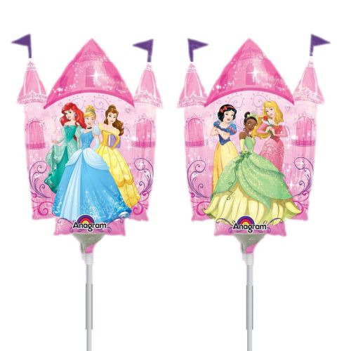Disney Princess Mini Shape Flat
